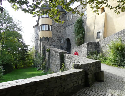 Photo: Castle Freusberg