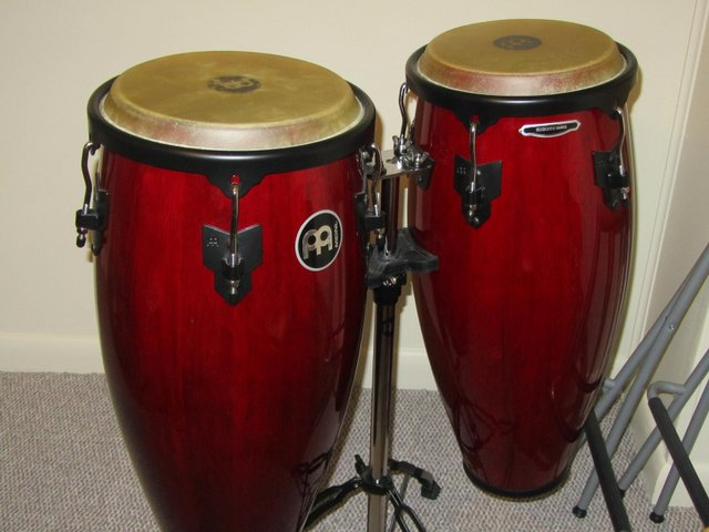 Photo of conga drums