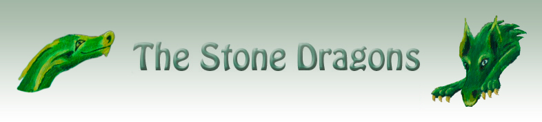 The Stone Dragons logo